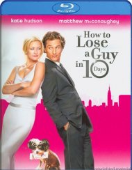 How To Lose A Guy In 10 Days: Deluxe Edition Blu-ray