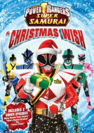 Power Rangers Super Samurai: A Christmas Wish Movie