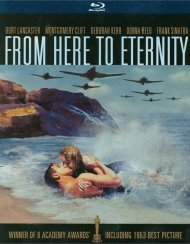 From Here To Eternity Blu-ray