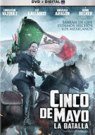 Cinco De Mayo: La Batalla (DVD + UltraViolet) Movie