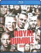 WWE: Royal Rumble 2014 Blu-ray