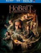 Hobbit, The: The Desolation Of Smaug (Blu-ray + DVD + UltraViolet) Blu-ray