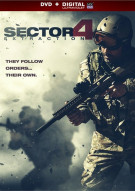 Sector 4: Extraction (DVD + UltraViolet) Movie