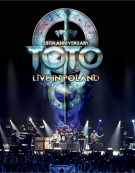 Toto: 35th Anniversary Tour - Live In Poland Blu-ray