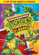 Teenage Mutant Ninja Turtles: Cowabunga Classics Movie
