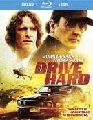 Drive Hard (Blu-ray + DVD) Blu-ray