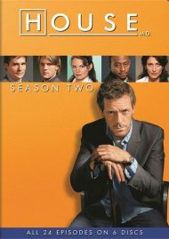 House: Season Two (Repackage) Movie