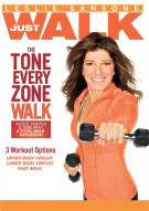 Leslie Sansone: The Tone Every Zone Walk Movie