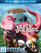 Back To The Jurassic (Blu-ray 3D + Blu-ray + DVD) Blu-ray