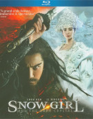 Zhongkui: Snow Girl And The Dark Crystal Blu-ray