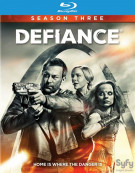 Defiance: Season Three (Blu-ray + UltraViolet) Blu-ray