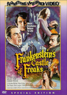 Frankensteins Castle Of Freaks Movie