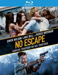 No Escape (Blu-ray + DVD + UltraViolet) Blu-ray