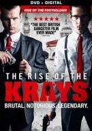 Rise Of The Krays, The (DVD + UltraViolet) Movie