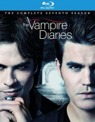 Vampire Diaries, The: The Complete Seventh Season (Blu-ray + UltraViolet) Blu-ray