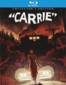 CARRIE (BLU RAY) (COLLECTORS EDITION) Blu-ray