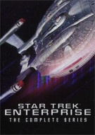 Star Trek: Enterprise - The Complete Series (Repackage) Movie