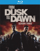 From Dusk Till Dawn: The Series - Season 3 Blu-ray