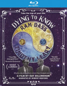 Dying to Know: Ram Dass & Timothy Leary Blu-ray