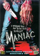 Maniac  (Discontinued) Movie