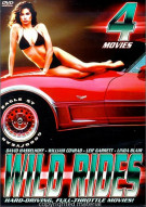 Wild Rides: 4-Movie Set Movie