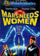 Mars Needs Women Movie