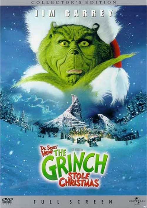 How The Grinch Stole Christmas (Pan & Scan) Movie