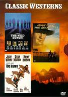 Classic Westerns: Rio Bravo/ The Searchers/ The Wild Bunch Movie