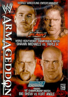 WWE: Armageddon 2002 Movie
