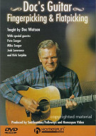 Docs Guitar Fingerpicking & Flatpicking Movie