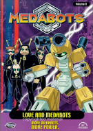 Medabots #8: Love And Medabots Movie
