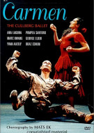 Carmen: Bizet - The Culberg Ballet (Mats Ek) Movie