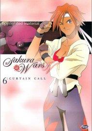 Sakura Wars TV 6: Curtain Call Movie