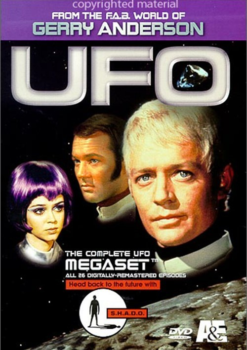 UFO: Complete UFO Megaset Movie