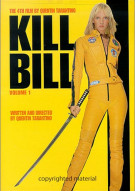 Kill Bill: Volume 1 Movie
