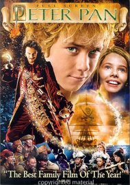 Peter Pan (Fullscreen) Movie