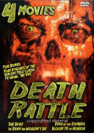 Death Rattle: 4 Movie Set Movie