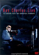 Ray Charles Live: In Concert With The Edmonton Symphony Movie