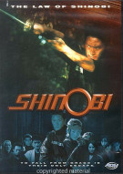 Shinobi: The Law Of Shinobi Movie