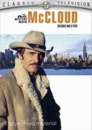McCloud: Seasons One & Two Movie