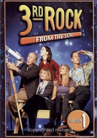 3rd rock from the sun season 3 bloopers