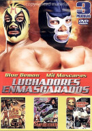 Luchadores Enmascarados:  Vol. 3 Movie