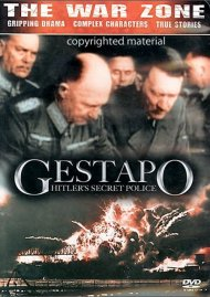 War Zone, The: Gestapo- Hitlers Secret Police Movie