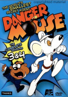 Danger Mouse: The Complete Seasons 3 & 4 Set Movie