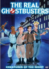 Real Ghostbusters, The: Creatures Of The Night Movie