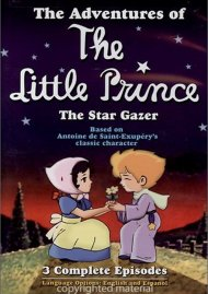 Adventures Of The Little Prince: The Star Gazer Movie