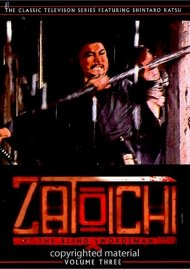 Zatoichi: TV Series Volume 3 Movie