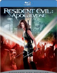 Resident Evil: Apocalypse Blu-ray