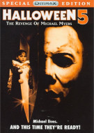 Halloween 5: The Revenge Of Michael Myers - Special Edition Movie