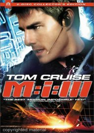 Mission: Impossible III - 2 Disc Collectors Edition Movie